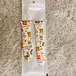 38/40mm Little Bear Apple Watch Silicone Band